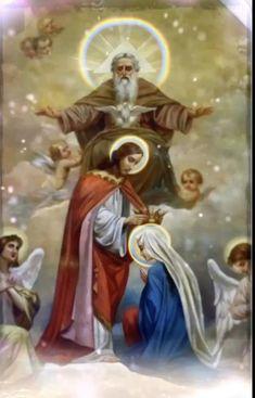 Catholic Prayers, Catholic Art, Catholic Saints, Catholic Pictures, Jesus Pictures, Blessed Mother Mary, Blessed Virgin Mary, Religious Images, Religious Art
