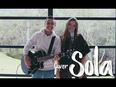SOLA - Luis Fonsi (Cover J&A) Cover, Youtube, Musica, Youtubers, Youtube Movies