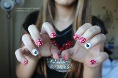 Disney Nail Art ⋆♡ Pinterest : ღ Kayla ღ