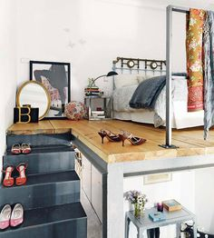 The 18 Most Beautiful Lofts Youve Ever Seen via Brit + Co