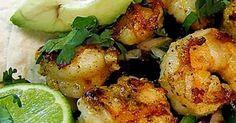 Amazing Pinterest world: Shrimp Tacos with Lime and Avocado | Fish | Pinterest | Shrimp Tacos, Shrimp and Tacos