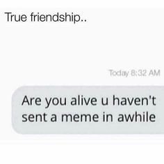 "Friendship Goals - Funny memes that ""GET IT"" and want you to too. Get the latest funniest memes and keep up what is going on in the meme-o-sphere. Best Friend Photos, Best Friend Goals, Friendship Memes, Funny Quotes, Funny Memes, Funniest Memes, Hilarious, Goal Quotes, Funny Laugh"