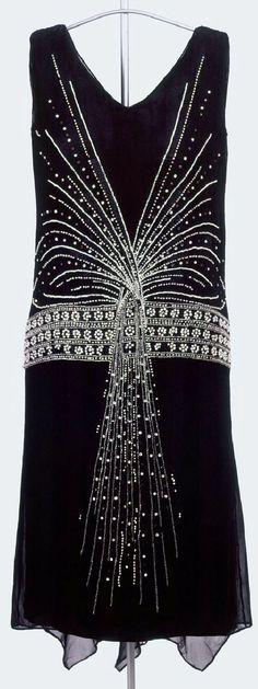 Vintage Dress 1925