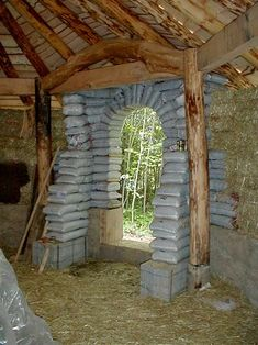 Earthbags: Building With Spirit, 2004