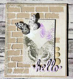 Hello - et lite kort - Global Hobby og Kunst