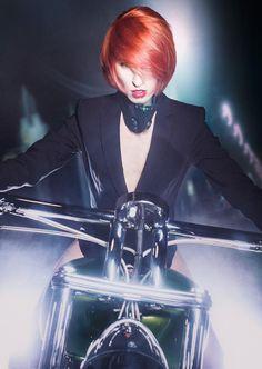 www.estetica.it | Credits Hair: Van Council @Intercoiffure America/Canada Photo…