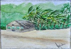 On the Beach(Postcard) @GIGARTE.com