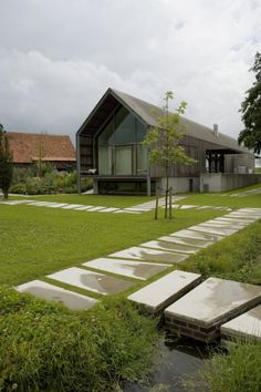 Barn House Roeselare - Projecten - B2Ai Human Centered Architecture