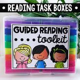 Guided Reading Toolkit by My Teaching Pal Predicting Activities, Guided Reading Activities, Guided Reading Groups, Student Reading, Teaching Reading, Teaching Resources, Educational Math Games, Text To Self, Reading Comprehension Strategies