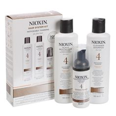 €23.80 Nioxin Hair System Kit 4