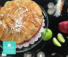 Μηλόπιτα ανάποδη | Συνταγή | Argiro.gr - Argiro Barbarigou Sweet Recipes, Cake Recipes, Greek Desserts, Beautiful Desserts, Food Categories, Superfoods, Apple Pie, Cooking Tips, French Toast