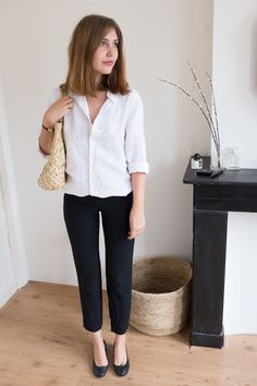 """sartreuse: """" Classic Chanel Outfit on www.sartreuse.com """""""