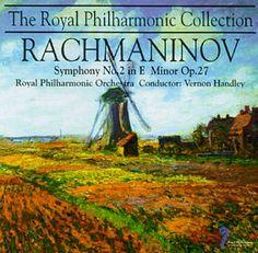 Rachmaninov Symphony No. 2 and Vocalise Op. 34   CD 7457   http://catalog.wrlc.org/cgi-bin/Pwebrecon.cgi?BBID=7674626