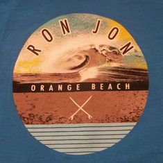 62a4f54b Ron Jon Surf Shop Orange Beach Alabama Youth (Young Child) T-Shirt S Small  #RonJonSurfShop