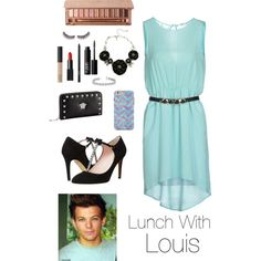 Designer Clothes, Shoes & Bags for Women Louis Tomlinson Imagines, One Direction Outfits, Napoleon Perdis, 1d And 5sos, S Girls, Urban Decay, Nars Cosmetics, Polyvore Fashion, Latest Trends