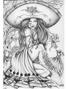 Image detail for -Mexican Charra Tattoo by Richard Clark Tagged Photos from JOE (JOE) on ...