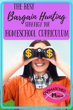 Looking for frugal and free homeschool curriculum and resources? Here I share my best tips on how you can go bargain hunting for your favorite homeschool vendors and not pay full price!