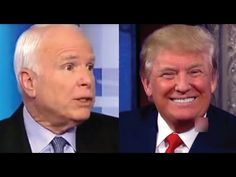 MCCAIN IS OVER! What  Leaked About John McCain And Russia Has Trump Grin...