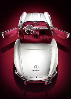 Mercedes Benz 300SL ... Ahhh wish I may wish I might ?