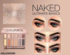 Eyeshadows Eyes (Bonus) for females at Hallow Sims • Sims 4 Updates