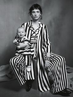Patternity | SPECTACULAR STRIPE | NICOLE BENTLEY FOR VOGUE AUSTRALIA. | @andwhatelse