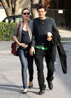 Miranda pregnant