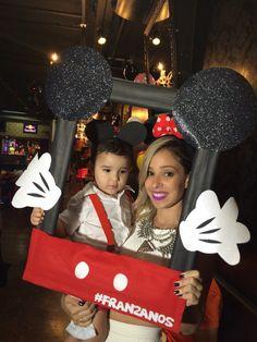 IMG_7440 Mickey Party, Mickey Mouse Birthday, Minnie Mouse Party, Mouse Parties, Disney Party Decorations, Birthday Decorations, Baby First Birthday, Boy Birthday Parties, Mickey Printables