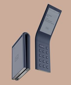 HUE STUDIO - Mike George - halcyon Concept: A phone to escape...