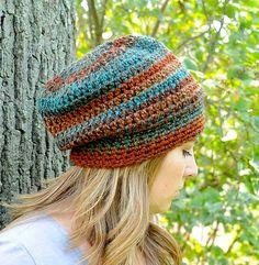 Ravelry: Slightly Slouchy Hat pattern by Erin Hansen