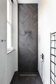 herringbone isn't limited to your floors.