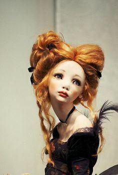 Human Doll, Enchanted Doll, Polymer Clay Dolls, Doll Maker, Fairy Dolls, Ooak Dolls, Ball Jointed Dolls, Beautiful Dolls, Doll Toys