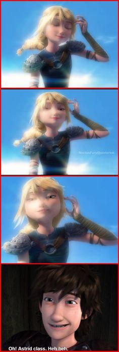 Astrid Class. Hehe. ^_^