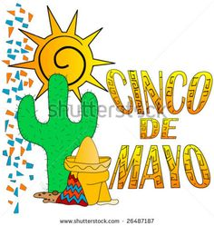 Cinco De Mayo Clip Art | mayo banner with cinco de mayo stamp find similar images
