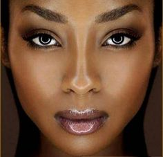 Contouring.. How to highlight your face