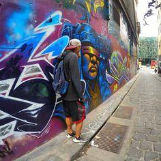 So many awesome pieces down Hosier Lane  @GoPro #exploring #australia . . . . . . #GoPro #goprohero4 #solo #backpacker #backpackerlife #travelgoals #neverstopexploring #streetart #goprooftheday #photooftheday #wanderlust #travel #kicks #nike #globetrotter #digitalnomad #goprowill #GoPro_Boss #goproeracademy #herobyhero #goprostyles #GoWorldWide #melbourne #victoria #art #gpfanatic_ #graffiti #colorful . @thebossphotos @the_gopro_lifestyle @travelawesome @aervideo @gopronly @goproexotic…