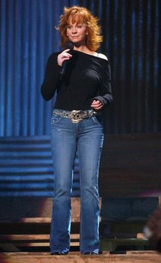 Reba McEntire 2004-10-07  Genius_ A Night For Ray Charles - Rehearsals