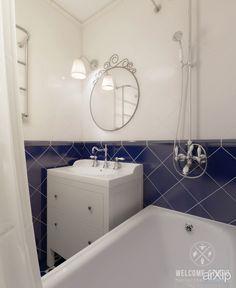 Однокомнатная квартира «IKEA style». Ванная: интерьер, зd визуализация, квартира, дом, санузел, ванная, туалет, современный, модернизм, 10 - 20 м2, интерьер #interiordesign #3dvisualization #apartment #house #wc #bathroom #toilet #modern #10_20m2 #interior
