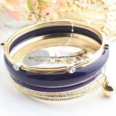 http://www.thdress.com/Purple-popular-six-laps-alloy-bracelet-p13475.html