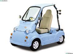 Mitsuoka Electric Vehicle