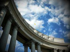Ukrainian flag by Vitaliy Trusov on 500px