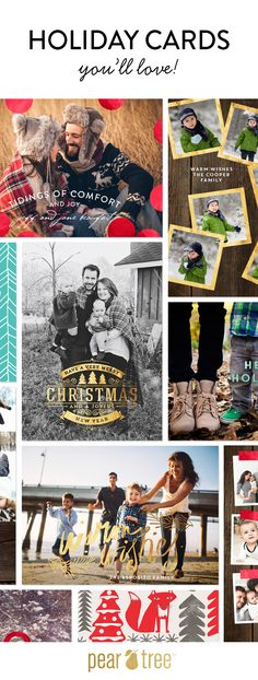 Shop Christmas cards you'll absolutely love and save up to $50 off your order with code: SAVEJINGLE. Hurry, ends 12/15/2015. #HolidayCards