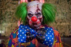 Zombieland (2009)  Derek Graf as Clown Zombie