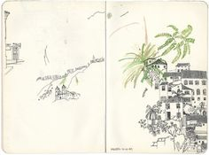 Urban Sketchers: Juliana Russo