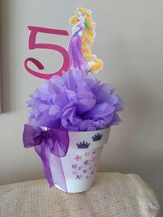 Princess Theme Birthday, Rapunzel Birthday Party, Tangled Party, Frozen Birthday Party, Mermaid Birthday, Princess Party, Birthday Parties, Forest Party, Birthday Party Decorations