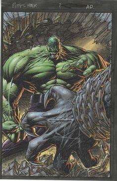 Hulk vs pitt