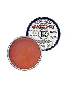 Rosebud Salve #refinery29