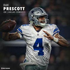 Dak Prescott....do his thang this yr Q.b controversy no it's still Tony Romo's team