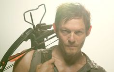 """I am so into Daryl Dixon of AMC's """"The Walking Dead."""""""