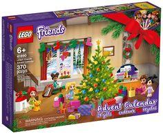 Lego Friends, Friends Set, Friends Girls, Lego Calendar, Advent Calendar Gifts, Christmas Countdown, First Christmas, Christmas Decor, Christmas Ornaments