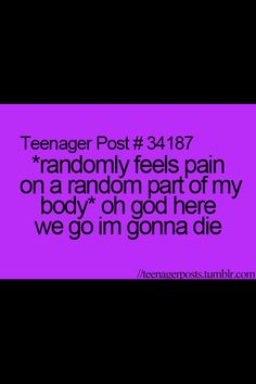 Yes this always happens to me!